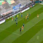 Karlsruher 0-1 Darmstadt - Tobias Kempe 9'
