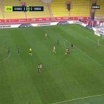 Monaco 4-0 Bordeaux - Kevin Volland 58'
