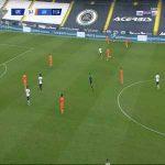 Spezia [1]-1 Juventus - Tommaso Pobega 32'