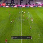 Boavista 0-1 Benfica - Darwin Nunez 11'