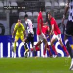 Boavista 1-0 Benfica - Angel Gomes penalty 18'