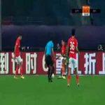 Guangzhou Evergrande 1-0 Beijing Guoan   Talisca👎39'