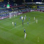 Leeds [1] - 2 Leicester - Stuart Dallas 48'