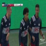 New England Revolution [2]-2 DC United - Russell Canouse OG 54'