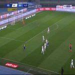 Verona 1-0 Benevento - Antonin Barak 17'