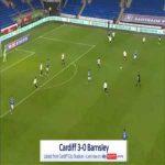 Cardiff 3-0 Barnsley - Harry Wilson 77'