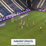 Huddersfield 1-[2] Bristol City - Jamie Paterson 83'