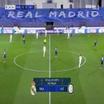 Real Madrid [1] - 0 Inter - Karim Benzema 25'