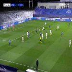 Real Madrid 2 - [1] Inter - Lautaro Martinez 35'