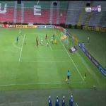 Deportes Tolima 1-0 La Calera [1-0 on agg.] - Jaminton Leandro Campaz 36'