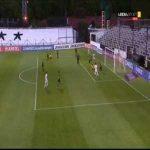 River Plate (Uru) 1-0 Atlético Nacional [2-1 on agg.] - Matias Arezo 5'