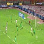 Zamalek [1]-1 Raja Casablanca [2-1 on agg.] - Ferjani Sassi 61'