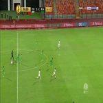 Zamalek [4]-1 Raja Casablanca [5-1 on agg.] - Achraf Bencharki 90'+1'