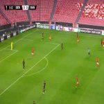 Benfica [1]-0 Rangers - C. Goldson OG 2'