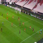 Benfica 1-[1] Rangers - D. Gonçalves OG 23'