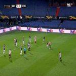Feyenoord 3-0 CSKA Moscow - Lutsharel Geertruida 72'