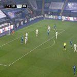 Leicester 4-0 Braga - James Maddison 78'