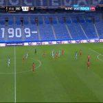 Real Sociedad 1-0 AZ - Portu 58'