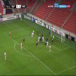 Slavia Praha [2]-1 Nice - Abdallah Sima 43'