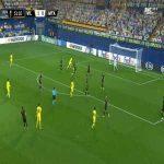 Villarreal 2-0 Maccabi Tel Aviv - Carlos Bacca 52'