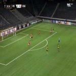 Young Boys 3-0 CSKA Sofia - Felix Mambimbi 31'