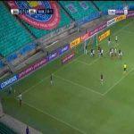 Bahia 1-0 Melgar [1-1 on agg.] - Fessin 12'