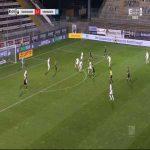 Sandhausen 2-[2] Eintracht Braunschweig - Yari Otto 90+2'