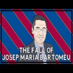The rise and fall of Barcelona president Josep Bartomeu