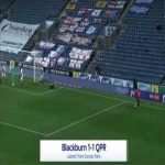 Blackburn 1-[1] QPR - Lyndon Dykes penalty 60'