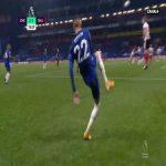Chelsea [3]-1 Sheffield Utd - Thiago Silva 77'