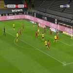 Dortmund [1] - 0 Bayern Munich - Marco Reus 45'