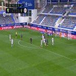 Huesca 0-1 Eibar - Esteban Burgos 38'
