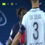 PSG [1] - 0 Rennes - Moise Kean 11'