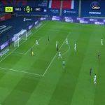 PSG [2] - 0 Rennes - Angel Di Maria 21'