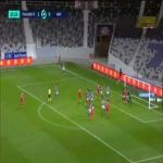 Toulouse 2-0 Valenciennes - Amine Adli 23'