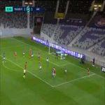 Toulouse 2-[2] Valenciennes - Joffrey Cuffaut 33'