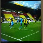 Watford 1 - [1] Coventry City - Hamer 25 yard header (63')