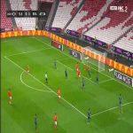 Benfica [1]-3 Braga - Haris Seferovic 68'