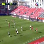 Brest 3-0 Lille - Irvin Cardona 42'