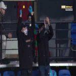 Dinamo Moscow [3]-1 Lokomotiv Moscow - Daniil Lesovoy 60'