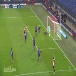 Feyenoord 2-0 Groningen - Steven Berghuis penalty 84'