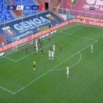 Genoa 0-1 Roma - Henrikh Mkhitaryan 45'+2'