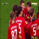 Khimki 2-0 Kazan - Denis Glushakov 69'