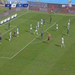 Lazio 0-1 Juventus - Cristiano Ronaldo 15'