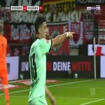 Leverkusen 1-[2] Monchengladbach - Lars Stindl 29'