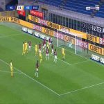 Milan 0-1 Verona - Antonin Barak 6'