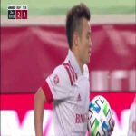 New York Red Bulls 2-[1] Toronto FC - Tsubasa Endoh 51'