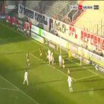 St. Pauli 0-2 Karlsruhe - Jerome Gondorf 50'