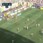 Vegalta Sendai 0-(1) Sagan Tosu - Tiago Alves nice goal