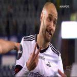 Viking 1-0 Rosenborg - Veton Berisha PK 9'